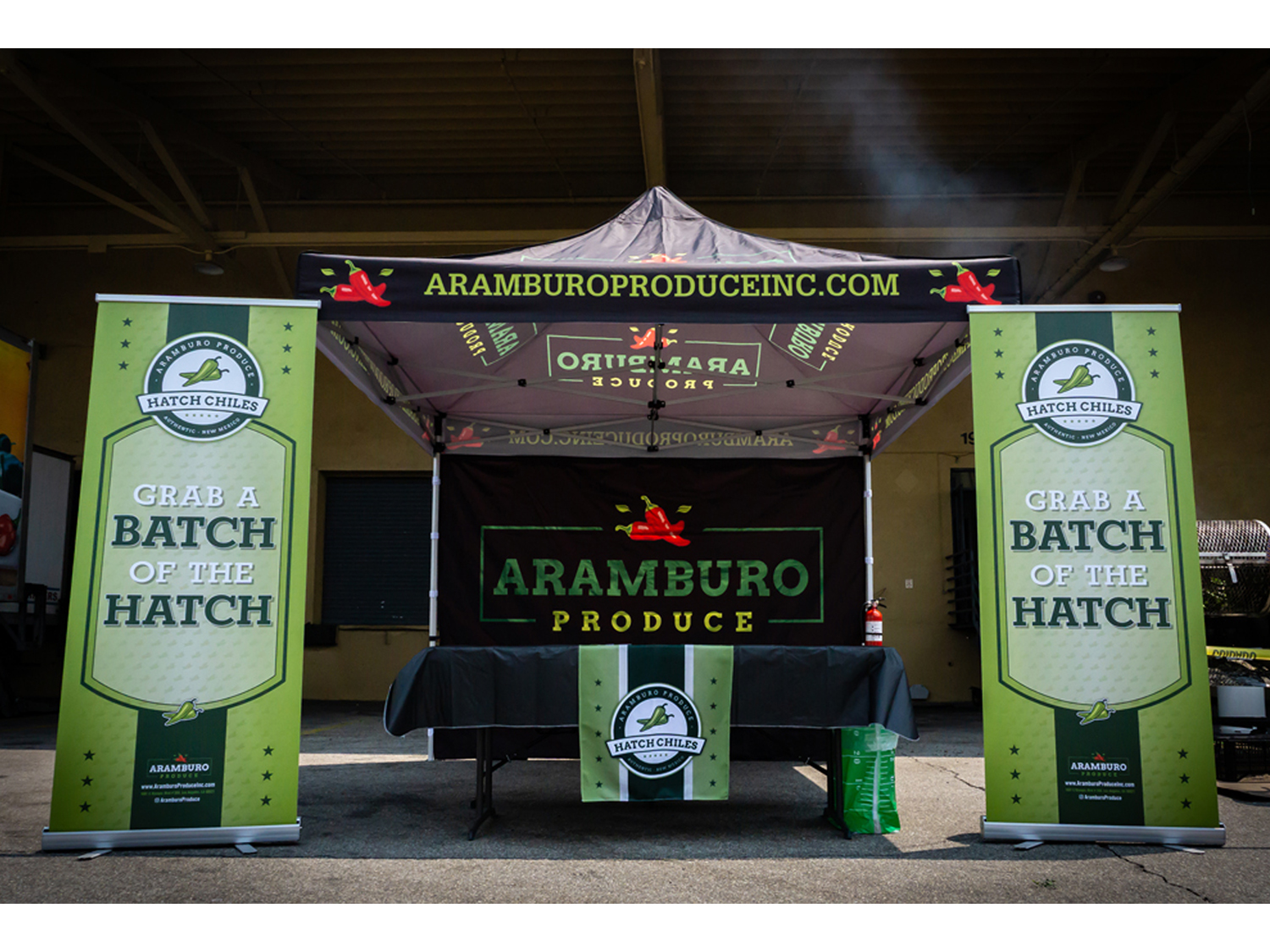 Aramburo Produce Inc. Hatch Chile