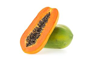 Aramburo Produce Papaya Close Up