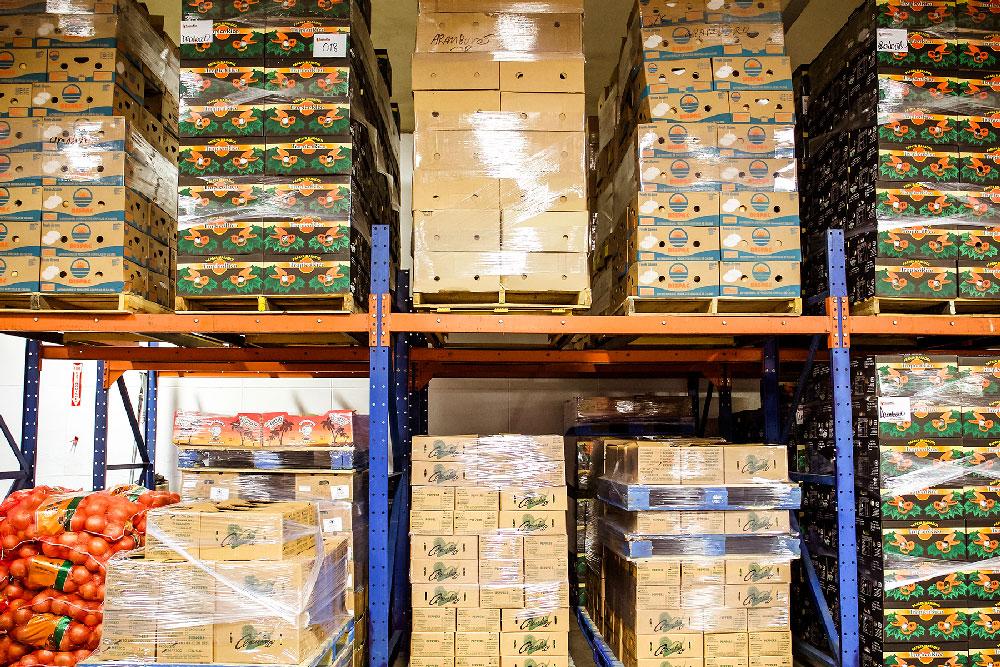 Aramburo Produce Distribution
